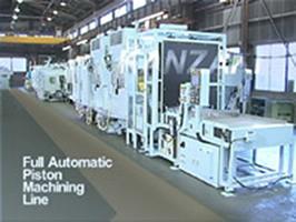 piston boring machine